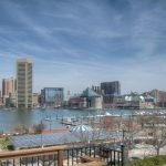 Million Dollar Monday: Federal Hill Townhome Across from Rash Field with Inner Harbor Views