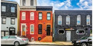 Rental Spotlight: Renovated Rowhome with Three-Car Parking and a Rooftop Deck