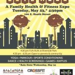 Live Well Family Health & Fitness Expo This Tuesday at Thomas Johnson
