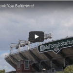 Metallica Posts 'Thank You Baltimore!' Video Montage with Many Shots of South Baltimore
