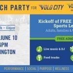 Baltimore Social Becomes Volo City – Come Celebrate Saturday at Sagamore Spirit Distillery in Port Covington