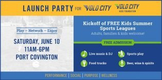 Baltimore Social Becomes Volo City – Come Celebrate Saturday at Sagamore Spirit Distillery in Port Covington