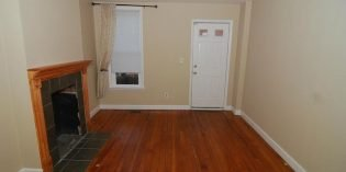 Rental Spotlight: Two-Bedroom Rowhome in Federal Hill for $1650/Month
