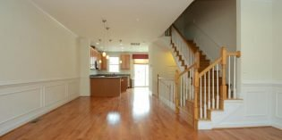 Rental Spotlight: Large HarborView Townhome with Three-Car Parking