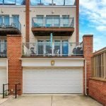 Million Dollar Monday: Luxury Locust Point Townhome with Three Decks and a Garage