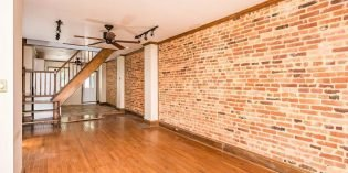 Tuesdays Under 250: Federal Hill Rowhome with Parking and a Rooftop Deck with Views of the Harbor