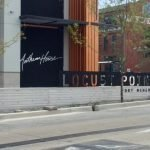 New Locust Point Sign Installed on Fort Avenue