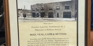 Historic South Baltimore Slaughterhouse Space Available as Wilhide Draperies Relocates