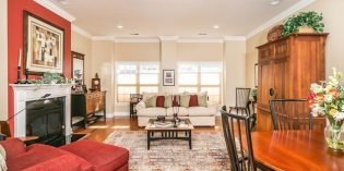 Million Dollar Monday: Federal Hill Townhome with Four-Car Parking and an Elevator