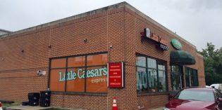 Little Caesars Express Opens on Russell Street