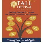 Thomas Johnson Elementary Middle School Fall Festival on Saturday, October 7th