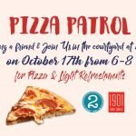 Pizza Patrol on October 17th at 1901 South Charles