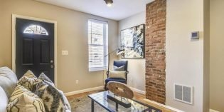 Tuesdays Under 250: Two-Bedroom Rowhome in Federal Hill with Two-Car Parking