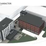 Construction Begins on New Office Building and Marriott Hotel at McHenry Row in Locust Point