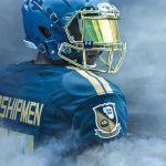 Under Armour Releases Navy Blue Angels-Inspired Uniforms for Saturday's Army-Navy Game