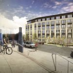 Work Begins on $66-Million Apartment Building at 1100 Key Highway in Federal Hill