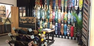 Bustin Boards Opens Factory Store at City Garage in Port Covington