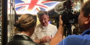 Touring Gordon Ramsay's New Restaurant at Horseshoe Casino Baltimore