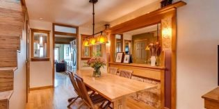 Mid-Week Listing: Arts & Crafts-Style Rowhome Across from Riverside Park