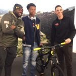 Terrance West Teams with Race Pace Bicycles to Give Away 25 Bicycles to Baltimore City Kids