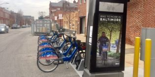 Two New Baltimore Bike Share Stations Added to Federal Hill