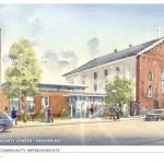 $1.05-Million Community Center in Sharp-Leadenhall Breaks Ground