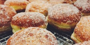 Sundays Doughnut Shop Opens Today at Cross Street Market in Federal Hill