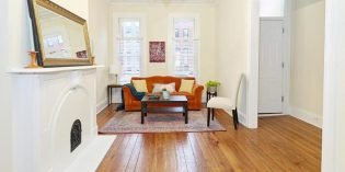 Tuesdays Under 250: Updated Four-Bedroom Union Square Rowhome with Original Details