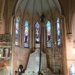 Interior Restorations Begin at Holy Cross Church in Federal Hill