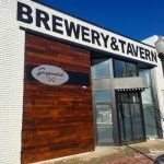 Suspended Brewing Company's Tap Room Opens Tomorrow in Pigtown