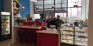Culinary Architecture Cafe Opens in Hollins Market