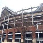 Ravens Begin Construction on Escalators and New Suites at M&T Bank Stadium