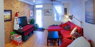 Rental Spotlight: Three-Bedroom Rowhome in Riverside with a Large Parking Pad