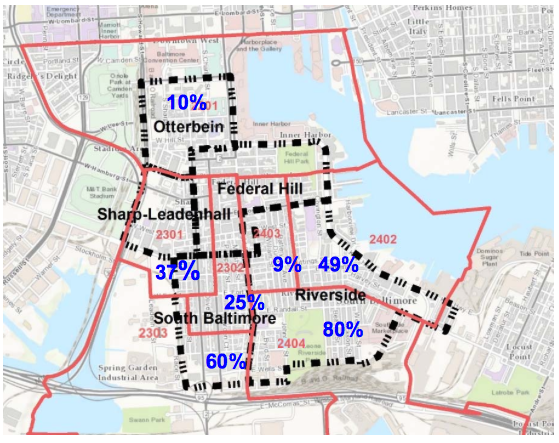 South Baltimore Parking Study Identifies Potential Parking Solutions
