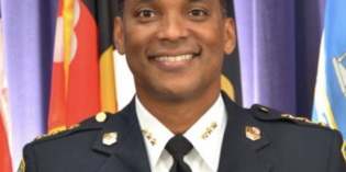 Baltimore Police Department Commissioner Kevin Davis Fired, Replaced by Darryl DeSousa