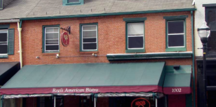 Regi's American Bistro in Federal Hill Listed for Sale, Remains Open