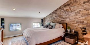 Tuesdays Under 250: Renovated Two-Bedroom Federal Hill Rowhome with Custom Finishes