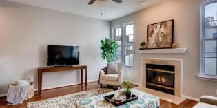 Mid-Week Listing: 2,178 Sq. Ft. Locust Point Townhome with a Rooftop Deck and Two-Car Garage