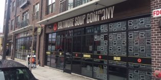 Baltimore Soup Company Opens at 2 East Wells in South Baltimore