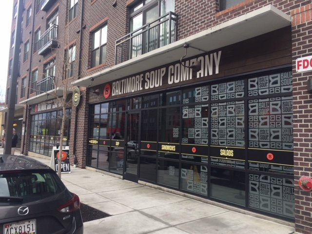 Baltimore Soup Company Closes at 2 East Wells