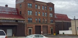 Former Schuster Concrete Building Was Proposed as Amazon's First Port Covington Office