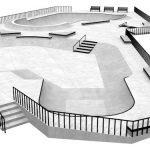 Preliminary Designs Revealed for Jake's Skatepark at the Inner Harbor's Rash Field