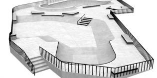 Preliminary Designs Revealed for Jake's Skatepark at the Inner Harbor's Rash Field