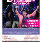 Painting Workshop for Light City Baltimore This Saturday at the Light Street Library