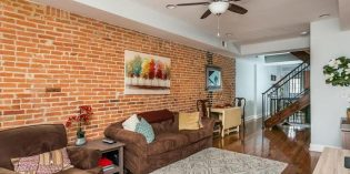 Mid-Week Listing: Renovated Locust Point Rowhome with a Walkout Finished Basement