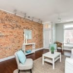 Mid-Week Listing: Wide Three-Bedroom Rowhome Near Riverside Park with Parking and Three Decks