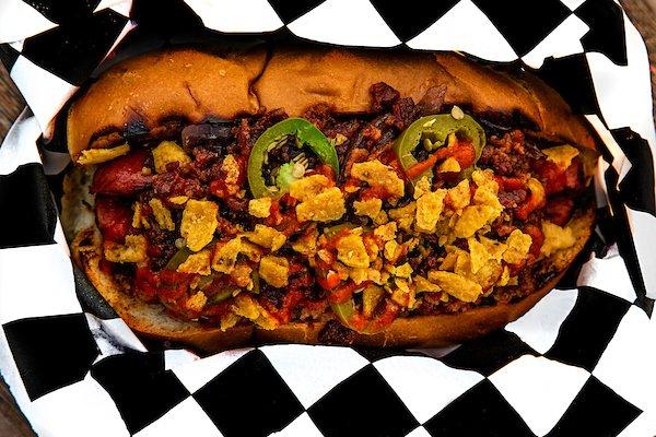 Stuggy S Bob Marley Hot Dog