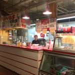 Bruce Lee Wings and Baltimore's Best BBQ Leaving Cross Street Market