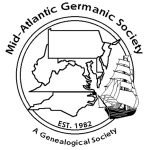 Mid-Atlantic Germanic Society Presents 'Some Other Approaches to Your German Research' on April 13th & 14th