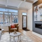 Million Dollar Monday: Custom Locust Point Home Near Latrobe Park with Four Bedrooms, a Garage, and an Income Suite